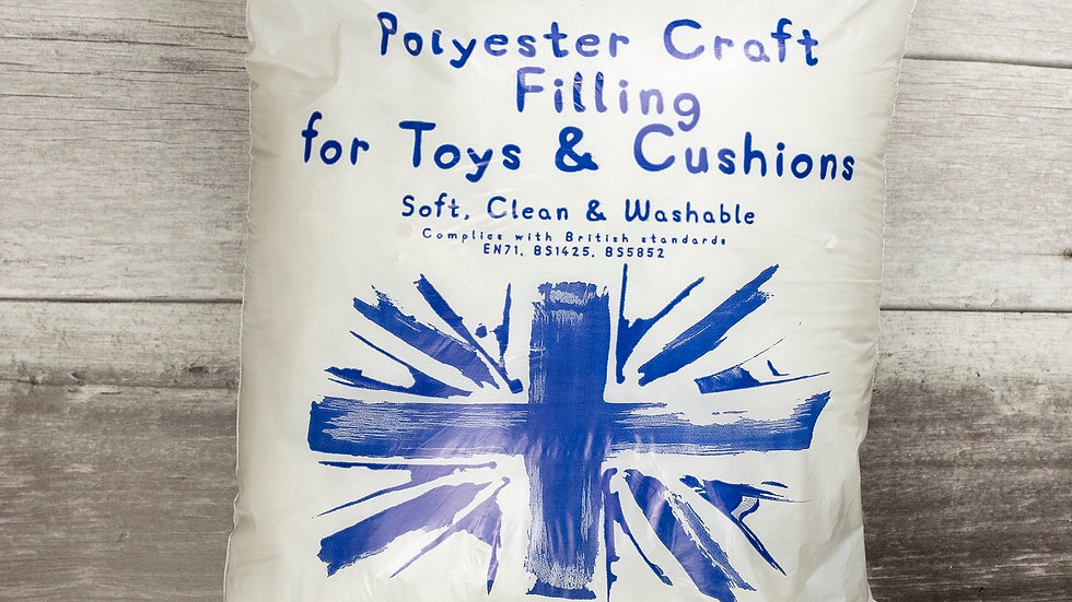Polyester Craft Filling for Toys & Cushions