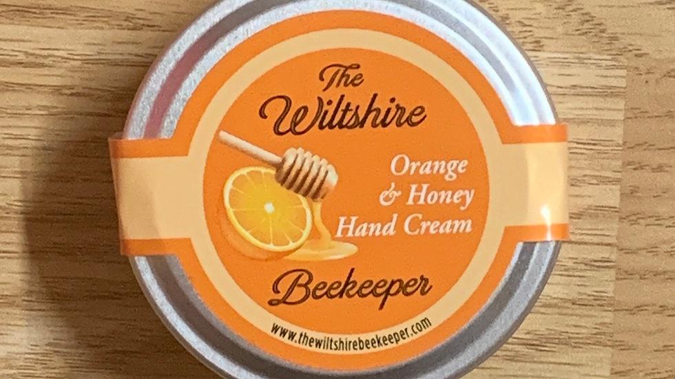 Bees Wax Handcream