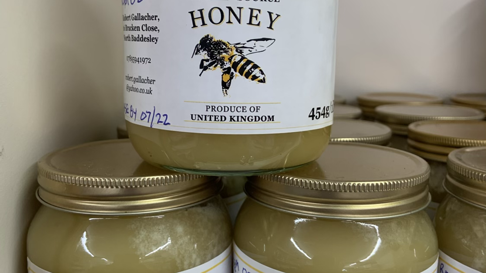 Single Source Honey