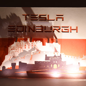 TESLA-Direct Mail Campaign