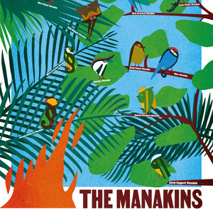 Poster The Manakins