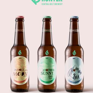 Hunter Premium Ales