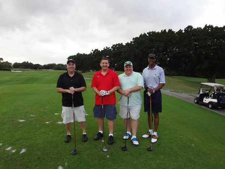 2013 BPAA and ESMAB Golf Tournament.