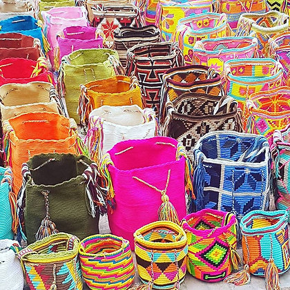 Bolsa Wayuu | Mochila Wayuu