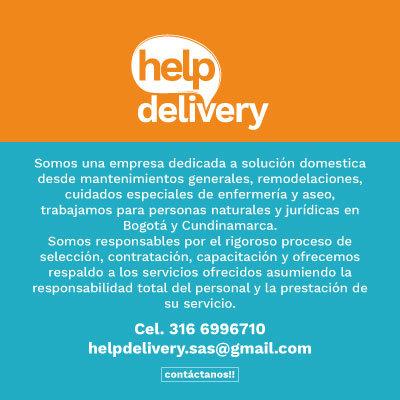 Help Delivery:esp