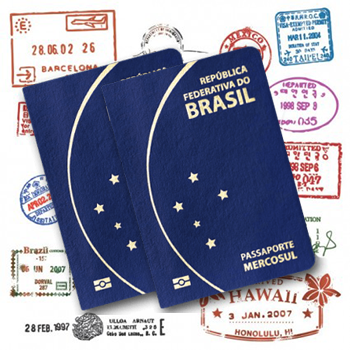 Emisión o Renovación Pasaporte Brasil