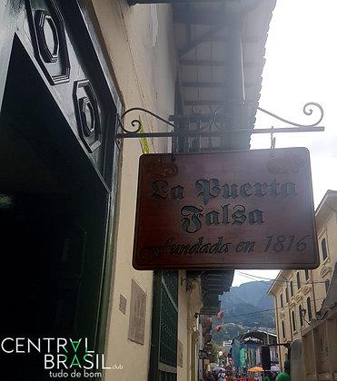 Restaurante La Puerta Falsa _ Bogotá_esp