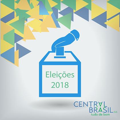 Justificando a ausência de voto nas eleições presidenciais do Brasil de 2018