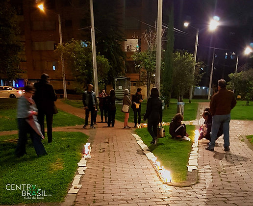 Noche de Velitas