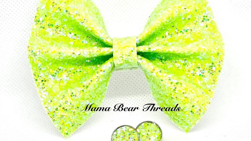 Lime Green GLOW