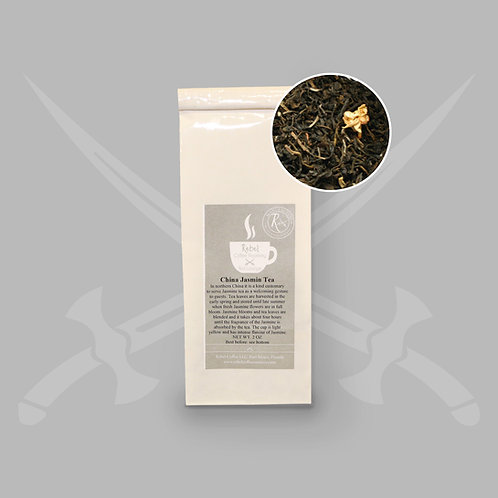 China Jasmin Tea