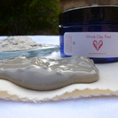 Womb Clay Pack