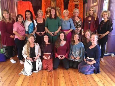 Shamanic womb massage course sept2019 wi