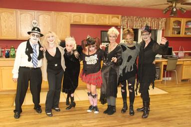 Thriller Dancers 2011