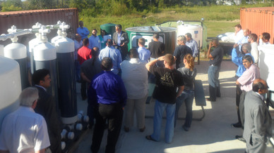 Dynamic Energy Management set to test energy efficient wastewater remediation with National Algae As