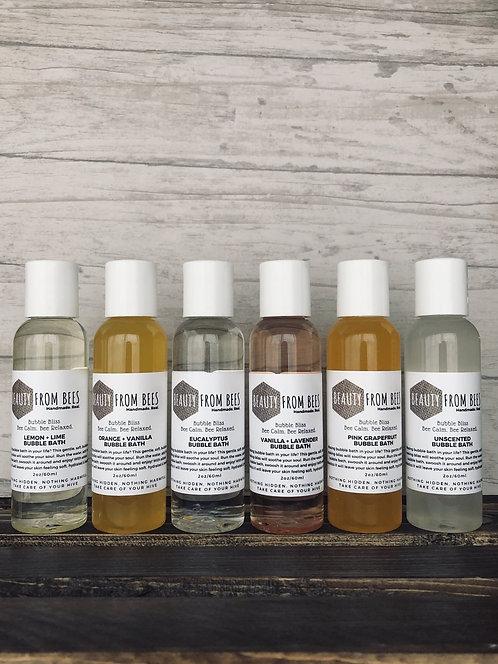 REFILLS - Shampoo & Bubble Bath