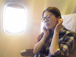How To Prevent Sinus & Ear Pressure When Flying