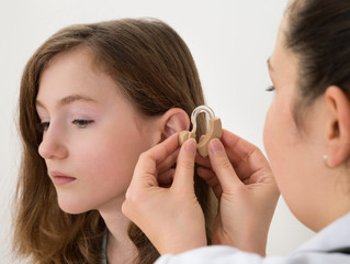 Birth Defects Linked to Hearing Loss