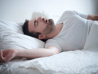 Top Five Causes of Snoring