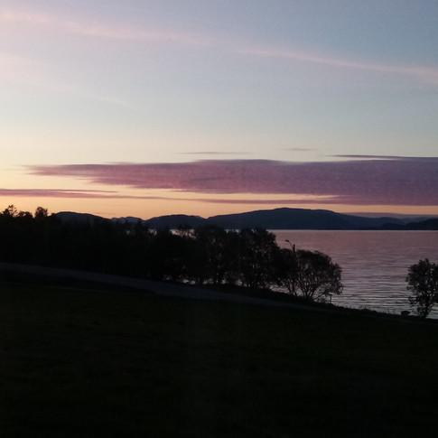 Horsfjordvegen, Bindalseidet