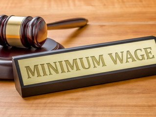 New minimum pay rates from 1 July 2018
