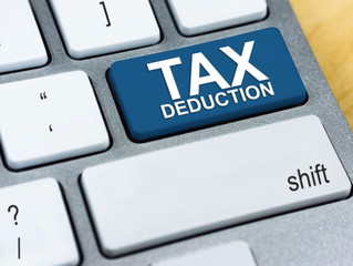 $20k accelerated deductions for small business extended another year!