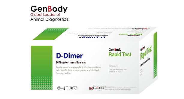 Test Kit D-Dimer 'GenBody'