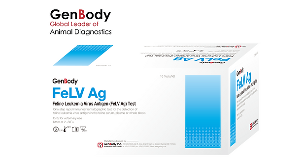 FeLV Ag (10 Tests)