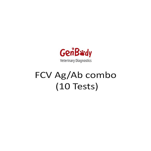 FCV Ag/Ab combo (10 Tests)