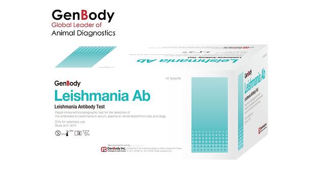Leishmania Ab (10 Tests)