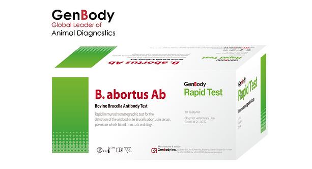 B. abortus Ab (10 Tests)