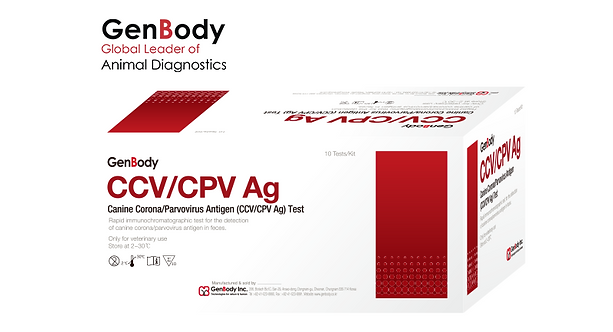Test Kit CCV / CPV Ag 'GenBody'
