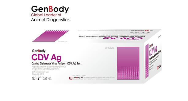 Test Kit CDV Ag 'GenBody'