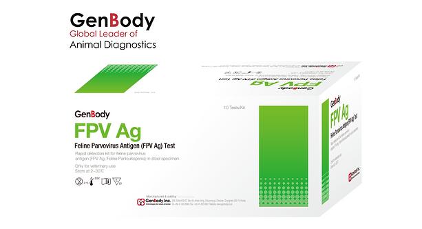 Test Kit FPV Ag 'GenBody'