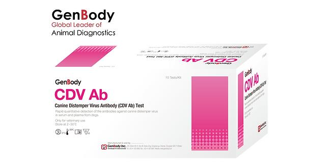 CDV Ab (10 Tests)
