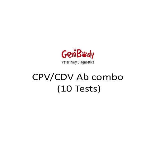 CPV/CDV Ab combo (10 Tests)