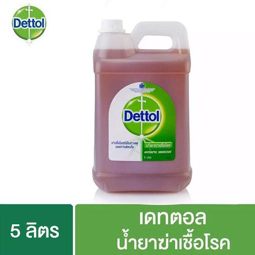 Dettol น้ำยาฆ่าเชื้อโรค 5000ml