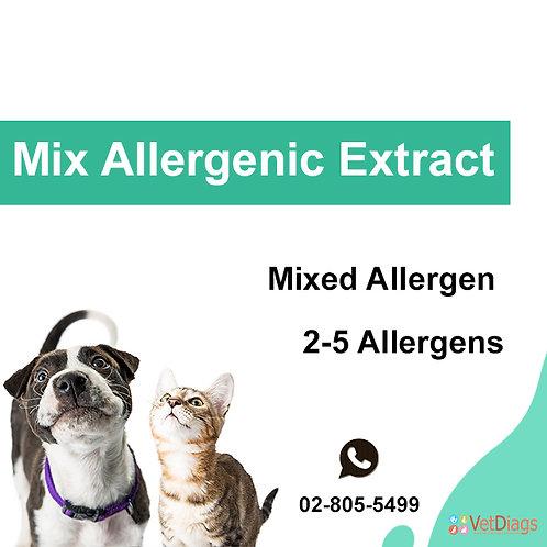 Mix Allergenic Extract (2-5 Allergens)