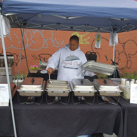 Popping Up, doing what we do!_#caterings