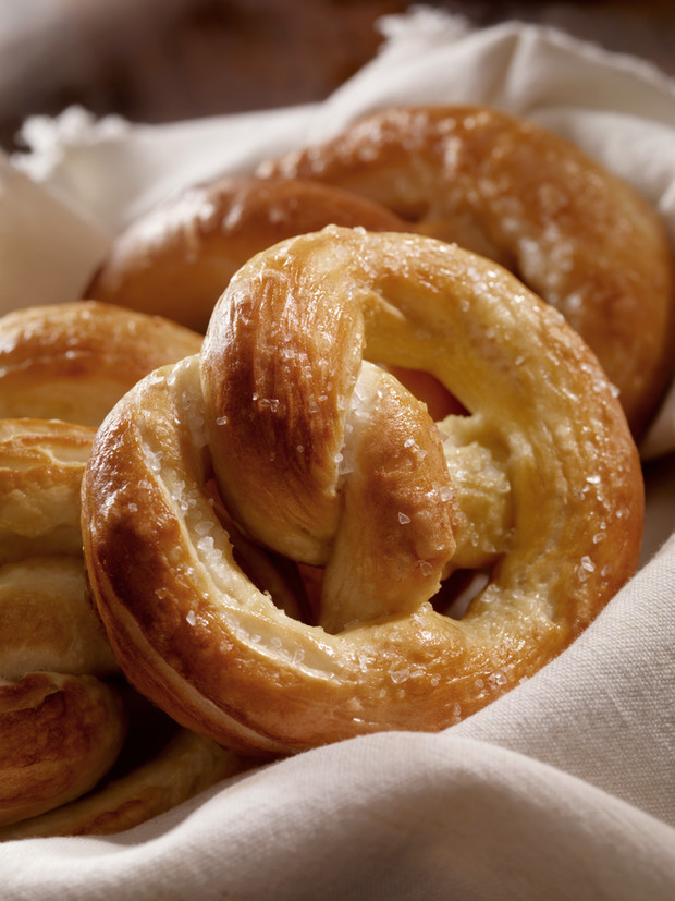 National Pretzel Day in the U.S.A!