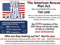 The American Rescue Plan Act(the Covid Relief bill) is now THE LAW