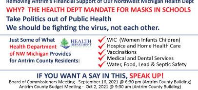 Defund Public Health?? NO!!