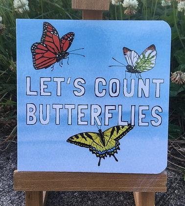 Let's Count Butterflies