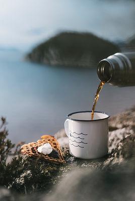 荒野の朝食