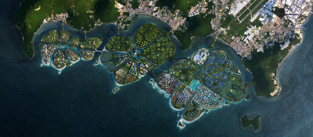 Southern Penang Island in the Sun: Malaysian Urban Design Excellence Test Case?