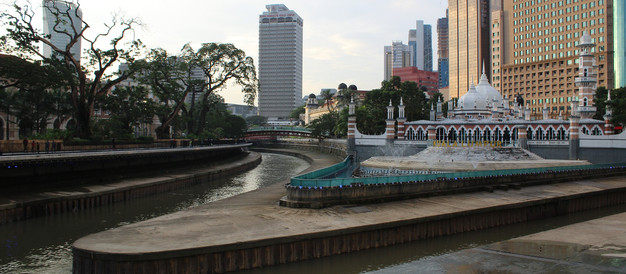 Two Rivers and the Seven Hills: the Forgotten Genius Loci of Kuala Lumpur