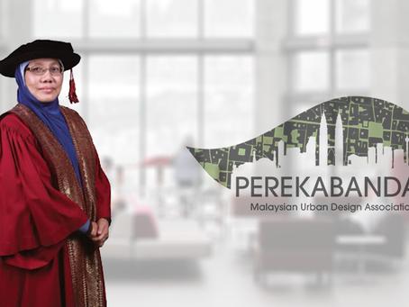 Malaysian Urban Design Association - President's Speech