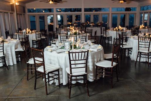 Tori & Galen Bakos Reception Stock Manor