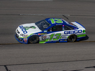 RICHMOND RACE REPORT - GEICO RACING