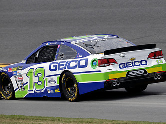 DILLON MAKES MARTINSVILLE CUP DEBUT